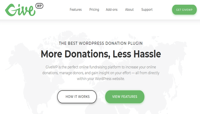 best-fundraising-plugin-givewp